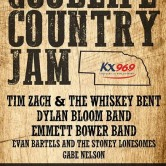 Goodlife Country Jam @ The Bourbon